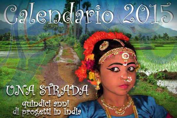 Calendario Una Strada 2015
