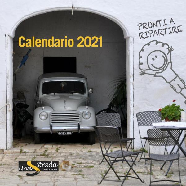 Calendario 2021 Una Strada