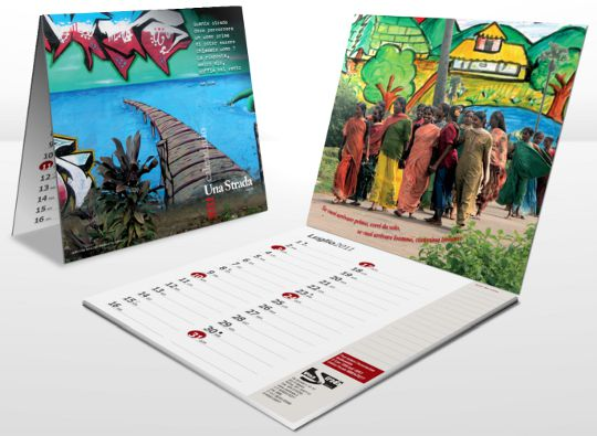 Il calendario del 2011