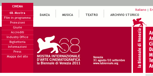 Premio Città di Venezia 2011