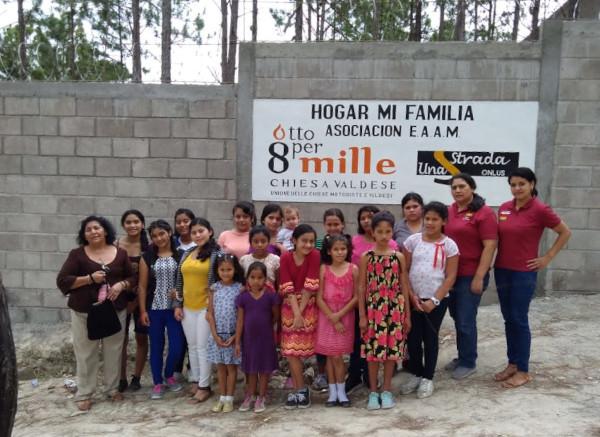 Saluti da Honduras 2021