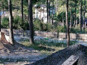 Honduras - recinzione Mi Familia